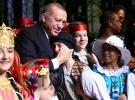 Cumhurbaşkanlığı Külliyesi'nde 23 Nisan coşkusu