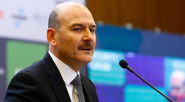 İçişleri Bakanı Soylu: Devletin görevi yanlış yapanı adalete teslim etmektir