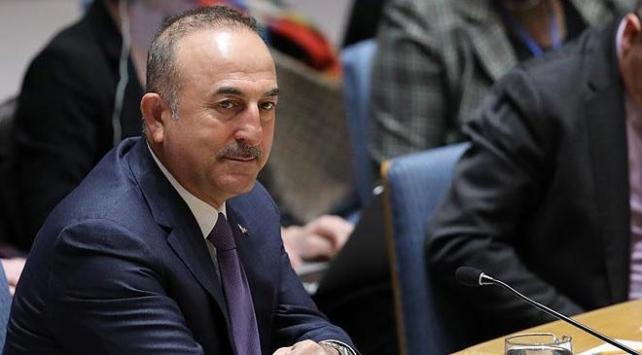 Dışişleri Bakanı Çavuşoğlundan Avrupalı siyasilere ayrılıkçı dil uyarısı
