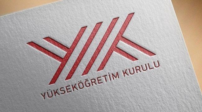 """""""YÖK Üstün Başarı Ödülleri"""" için başvurular başladı"""