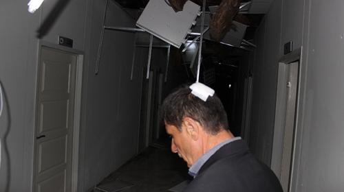 Samsattaki depremde 19 kişi yaralandı