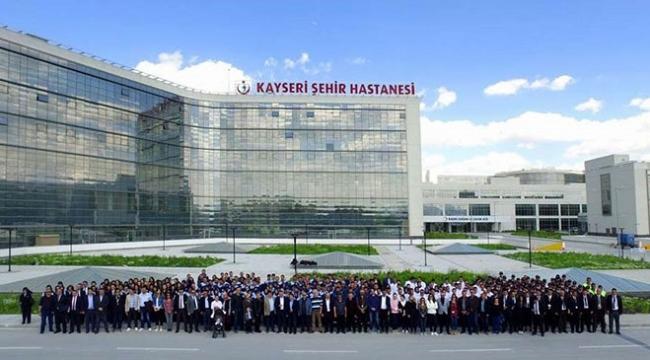 Türkiyenin 5. şehir hastanesi için geri sayım başladı