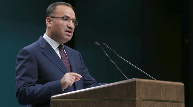Başbakan Yardımcısı Bozdağdan Kılıçdaroğluna Osmanlı tepkisi