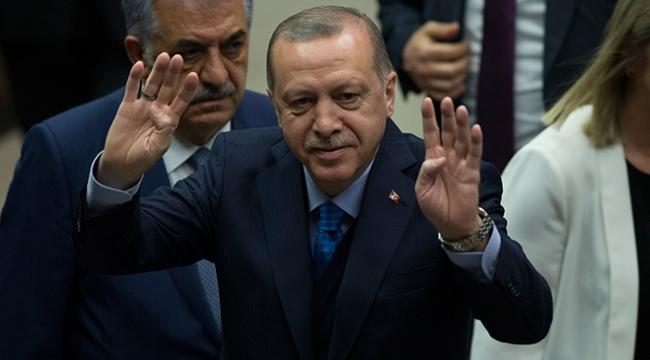 Cumhurbaşkanı Erdoğan: 5 Mayısta meydanda kim olacak göreceğiz