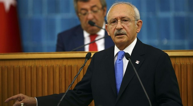 CHP Lideri Kılıçdaroğlu: 24 Haziran seçimi bir parti seçimi değildir