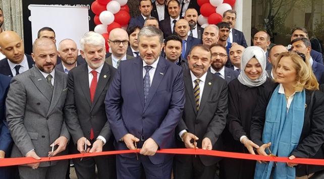 MÜSİAD'dan Kafkasya'ya yeni ticaret kapısı