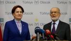 SP Genel Başkanı Karamollaoğlu, İyi Parti'yi ziyaret etti