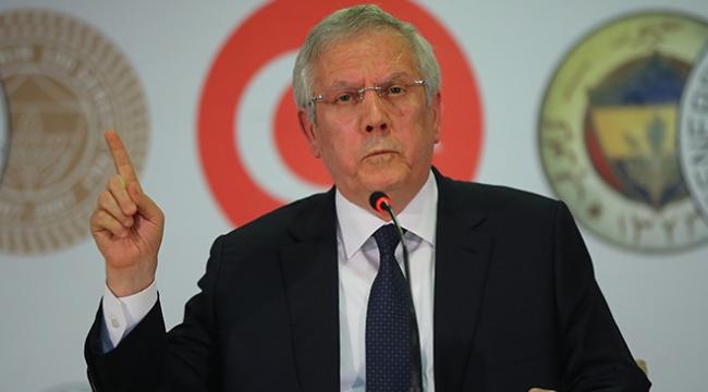 Fenerbahçe Başkanı Yıldırım: Cumhurbaşkanımızın söylediği gibi kumpas var
