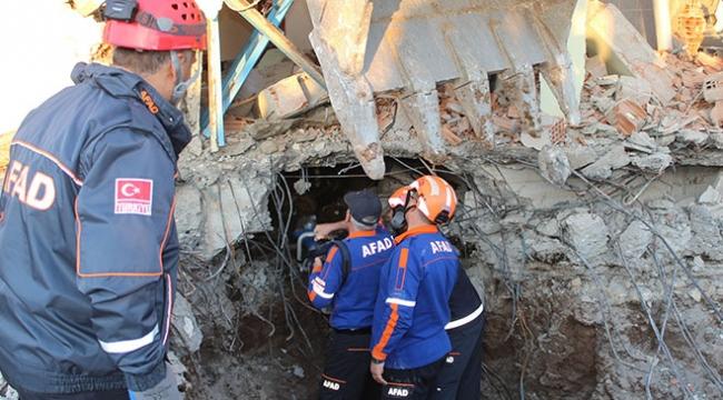 Başbakan Yardımcısı Akdağ: Samsatta 157 konut hasar gördü