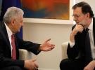 Başbakan Yıldırım, İspanyol mevkidaşı Rajoy ile görüştü