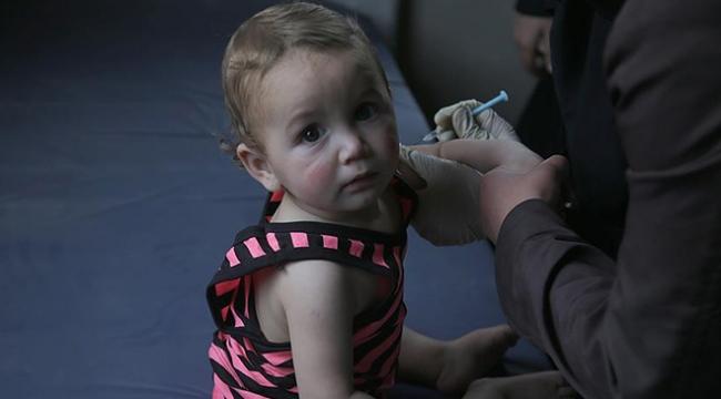 """""""Her yıl 3 milyon çocuğun hayatı aşı sayesinde kurtuluyor"""""""