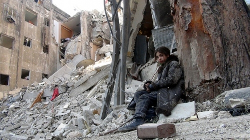 Filistinli mülteciler Yermük Kampında ölümle burun buruna yaşıyor