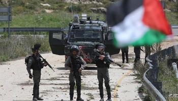 Filistinli göstericiyi vuran İsrail askerinden sevinç çığlığı