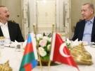 Cumhurbaşkanı Erdoğan, Aliyev onuruna yemek verdi