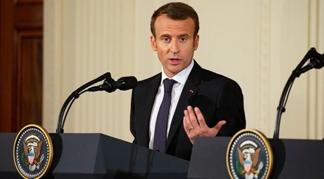 Macrondan İranla yeni nükleer anlaşma önerisi
