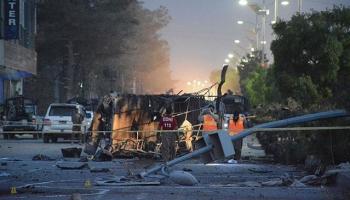 Pakistanda intihar saldırısı: 5 polis hayatını kaybetti