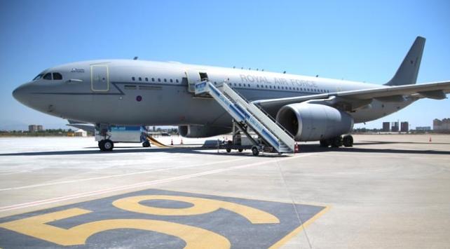 Türkiyenin ilk şova dayalı havacılık fuarı Eurasia Airshow bugün başlıyor