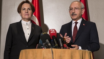 CHP Genel Başkanı Kılıçdaroğlu Akşener ile görüşecek