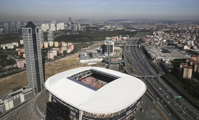Ali Sami Yen Spor Kompleksi Türk Telekom Stadyumu