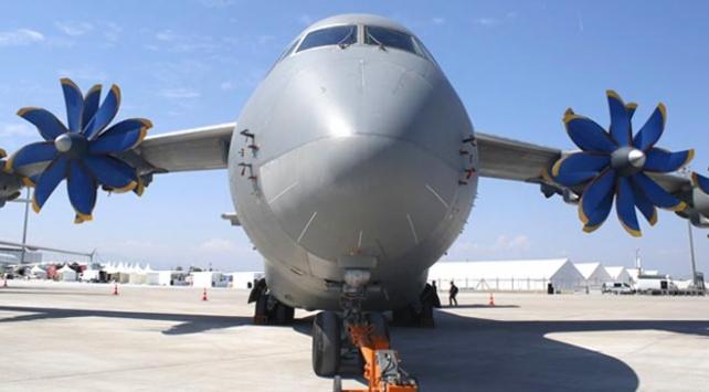 Türkiye'nin şova dayalı ilk havacılık fuarı 'Eurasia Airshow' açıldı
