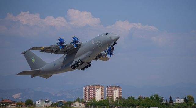 Türkiye'nin şova dayalı ilk havacılık fuarı Eurasia Airshow'da öne çıkanlar
