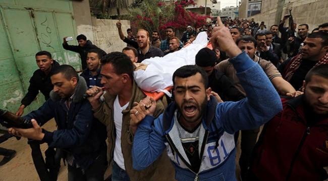 Filistinli bir gazeteci daha İsrail kurşunuyla can verdi