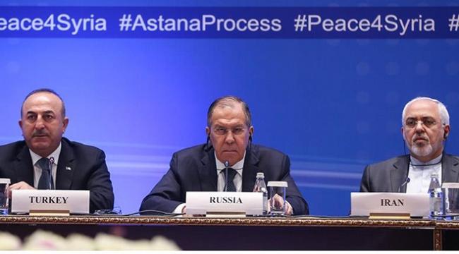 Türkiye-Rusya-İran Dışişleri Bakanları Moskovada bir araya gelecek