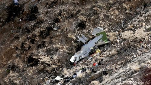 İran'da düşen Türk uçağının düşüş nedeni ortaya çıktı