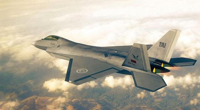 Milli savaş uçağı için güç birliği