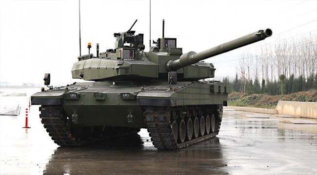 ALTAY tankı 18 ay sonra alana çıkacak