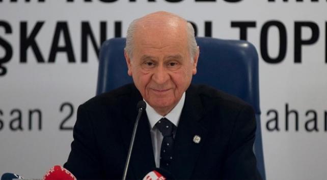 MHP Lideri Bahçeli, Milletvekilliği adaylık başvurusunu yaptı