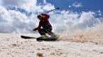 Kurtik Dağı, Nisanda da kayakçıları ağırlıyor