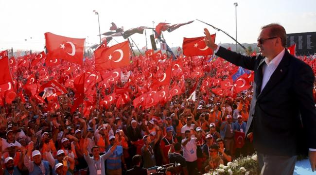Cumhurbaşkanı Erdoğanın seçim maratonu İzmirden başlayacak