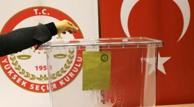 Yüksek Seçim Kurulu seçim takvimini tamamladı