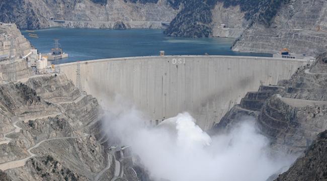 Orman ve Su İşleri Bakanı Eroğlu: Dünyanın en büyük barajlarını biz yapıyoruz