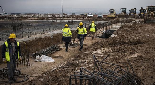 Organize sanayi bölgelerinin inşasında KDV istisna tutuldu