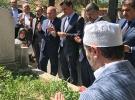 Kut'ül Amare Zaferi Komutanı Halil Paşa mezarı başında anıldı