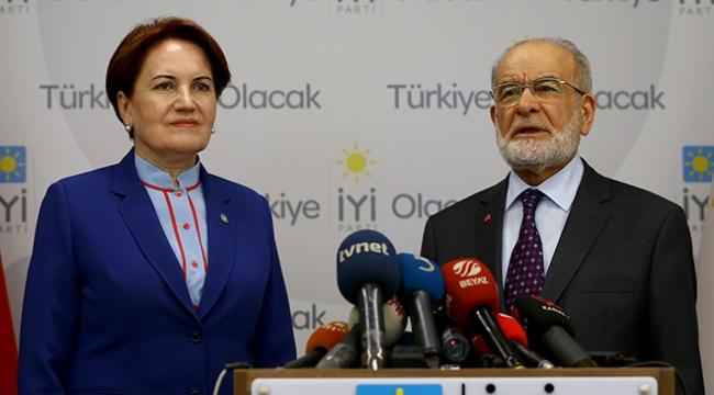 SP Genel Başkanı Karamollaoğlu, Akşeneri ziyaret etti