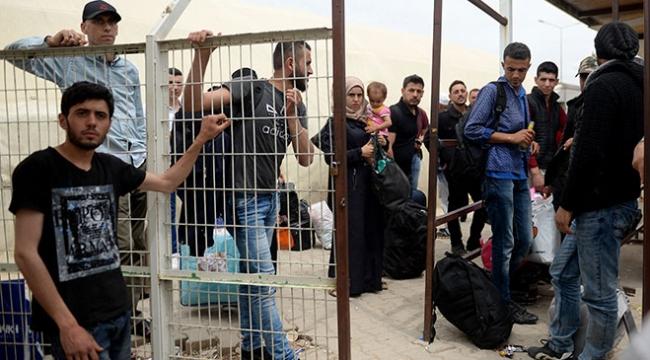 Suriyeli aileler terörden temizlenen bölgelere dönüyor