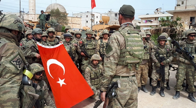 KKTCden Zeytin Dalı Harekatına destek