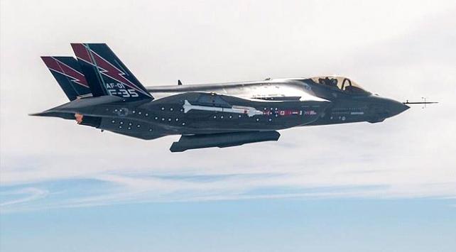 ABDli senatörler, F-35lerin Türkiyeye teslimatını engellemek için harekete geçti