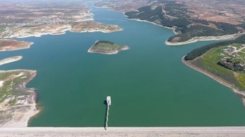 Teröristlerin kestiği suyu Türkiye yeniden verdi