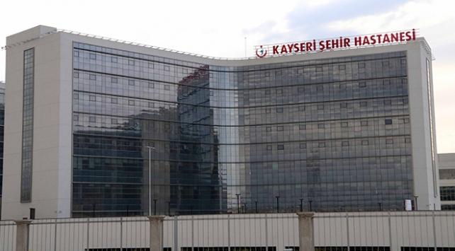 Kayseri Şehir Hastanesi 5 Mayısta açılacak