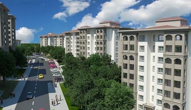 TOKİ 28 konut ile 125 iş yerini açık artırmaya çıkartıyor