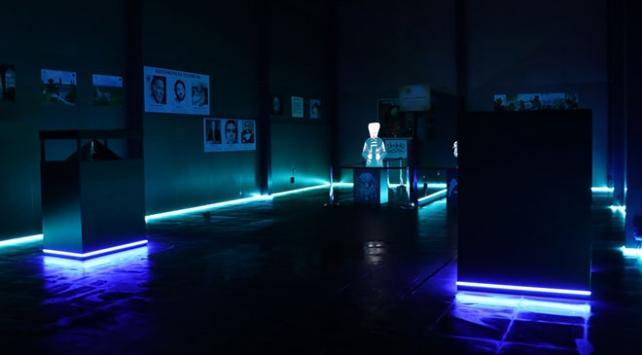 Türkiyenin ilk şehir hologram merkezi Kastamonuda açıldı