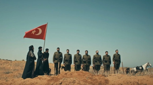 Mehmetçik Kutulamare dizisinin 14. bölüm fragmanı yayınlandı