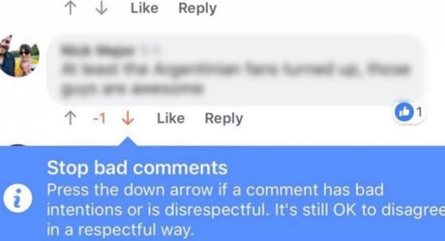 """Facebooka """"Beğenmedim"""" tuşu geliyor"""
