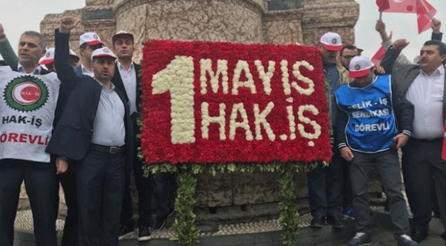 1 Mayıs yurt genelinde coşkuyla kutladı