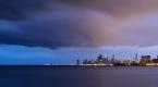 Chicagoda sağanak yağış