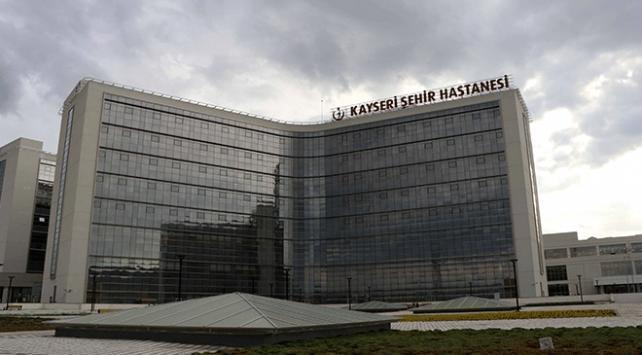 2018in ilk şehir hastanesi Kayseride açılacak